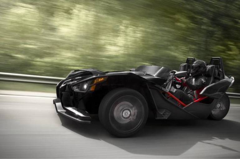 See more photos for this Polaris SLINGSHOT T16AAPFAAF, 2016 motorcycle listing