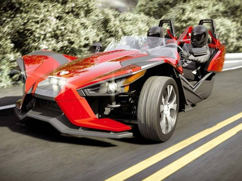 2016 polaris slingshot reverse trike sl motorcycle from. Black Bedroom Furniture Sets. Home Design Ideas