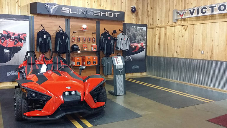 See more photos for this Slingshot SL, 2016 motorcycle listing
