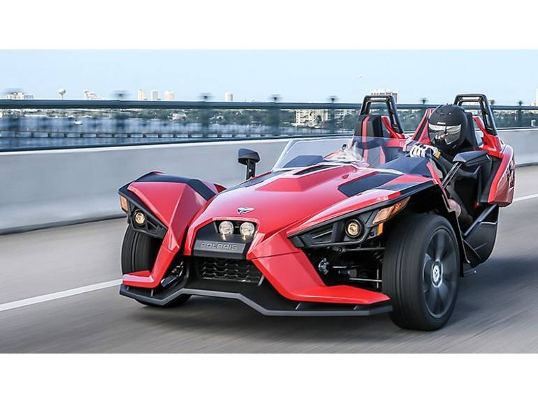 See more photos for this Slingshot Slingshot SL, 2016 motorcycle listing