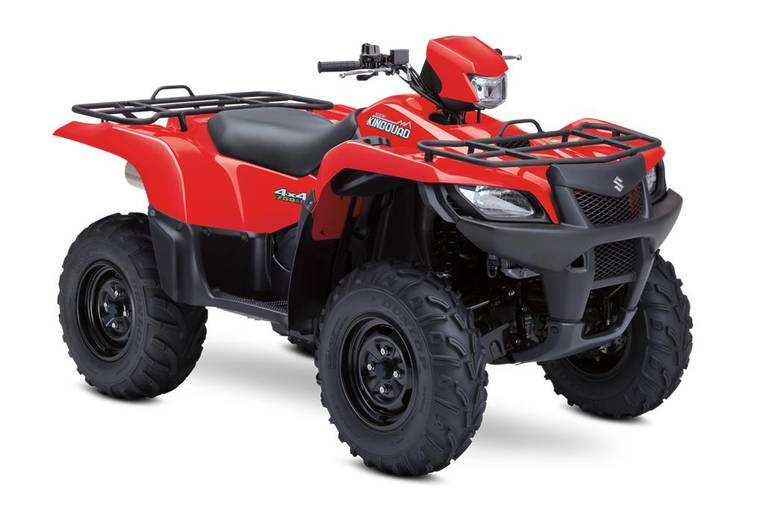 See more photos for this Suzuki KINGQUAD 750AXI, 2015 motorcycle listing