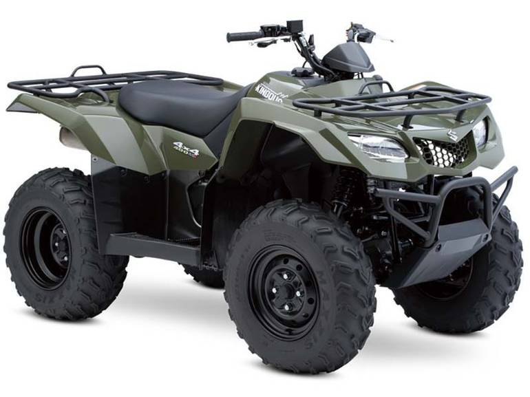 See more photos for this Suzuki KingQuad 400ASi, 2015 motorcycle listing
