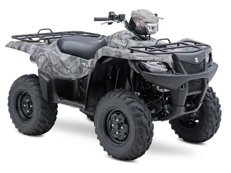 See more photos for this Suzuki KingQuad 750AXi Power Steering Camo, 2015 motorcycle listing