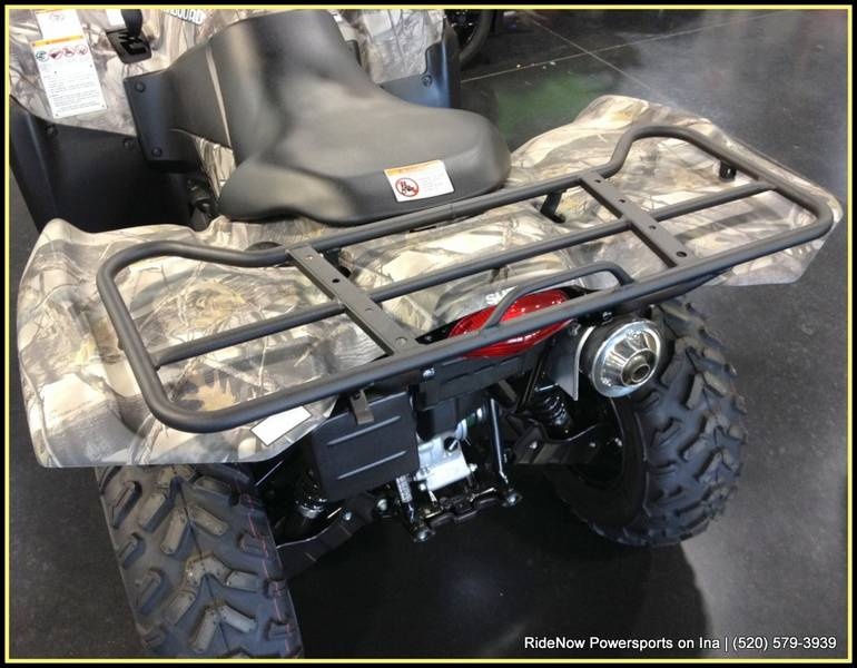 See more photos for this Suzuki KingQuad 500AXi Camo, 2014 motorcycle listing