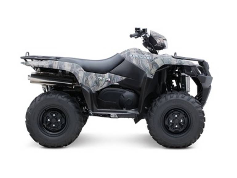 See more photos for this Suzuki KingQuad 750AXi Camo, 2014 motorcycle listing