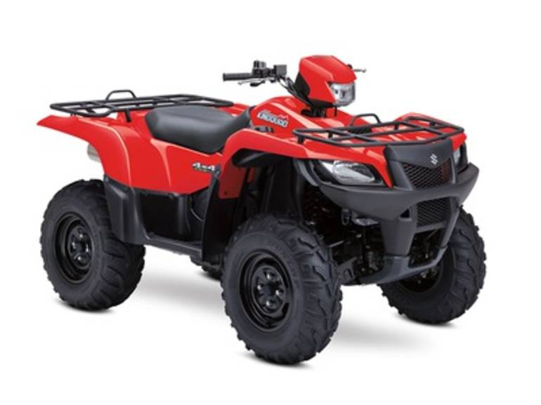 See more photos for this Suzuki KingQuad 750AXi, 2014 motorcycle listing