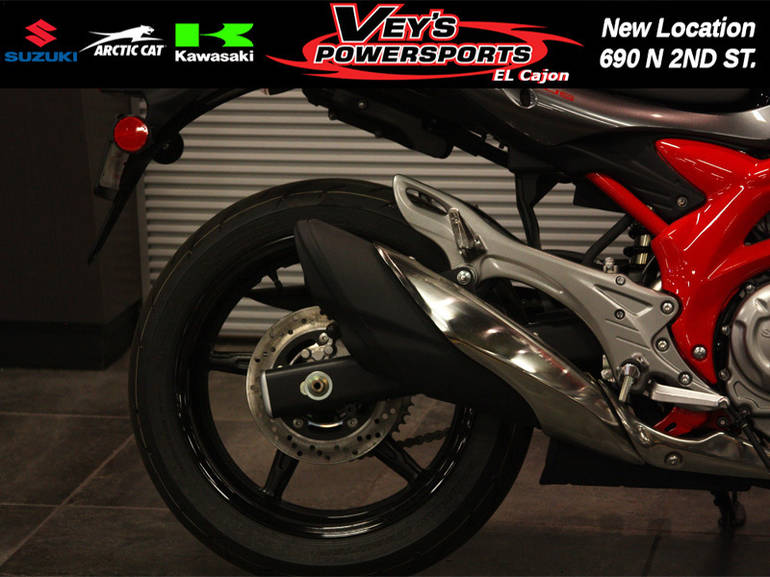 See more photos for this Suzuki SFV650, 2014 motorcycle listing