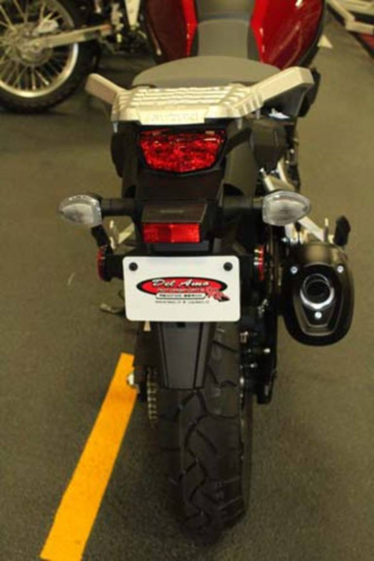 See more photos for this Suzuki V-Strom 1000 ABS, 2014 motorcycle listing