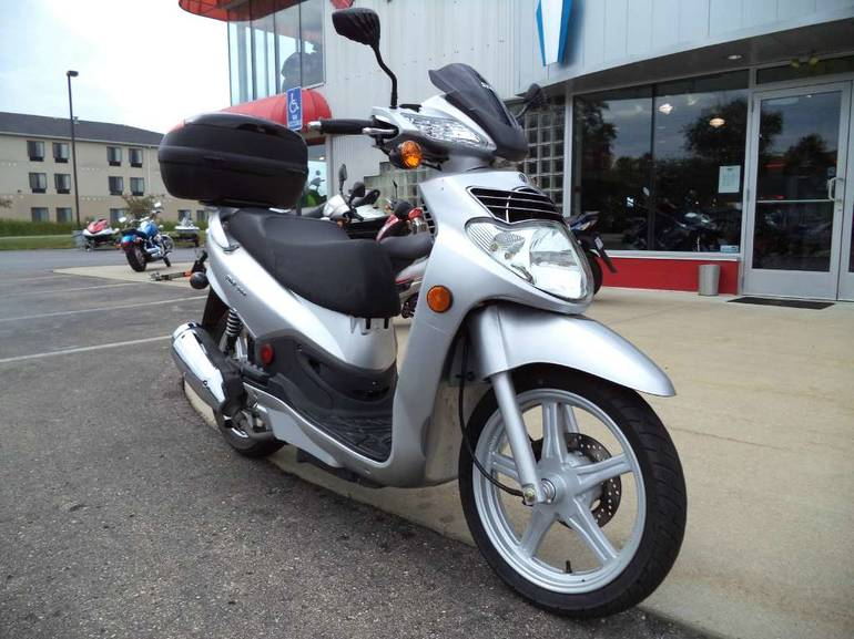 See more photos for this SYM HD 200, 2009 motorcycle listing