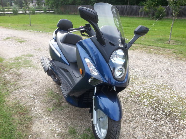 See more photos for this SYM Rv 250 , 2009 motorcycle listing