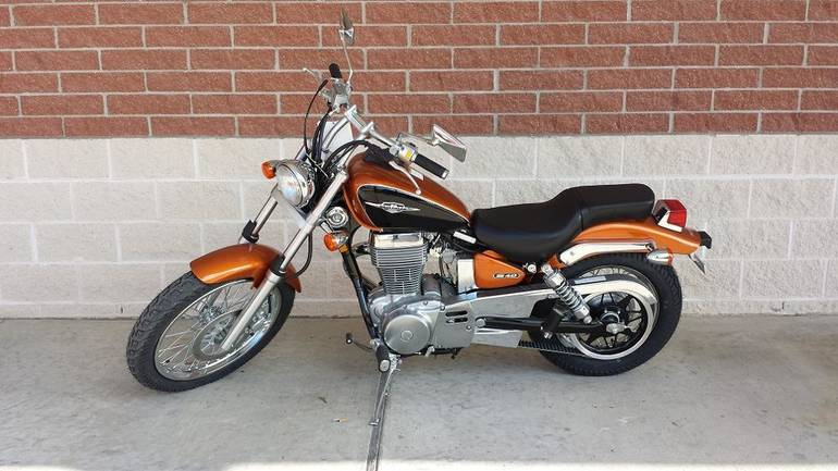 See more photos for this Suzuki Boulevard S40, 2013 motorcycle listing