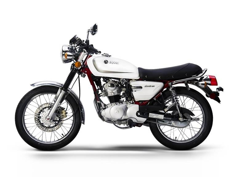 See more photos for this SYM Symwolf Classic 150, 2014 motorcycle listing