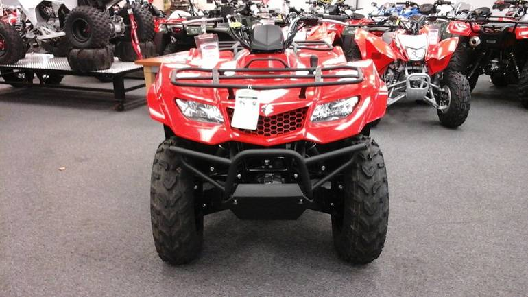 See more photos for this Suzuki KingQuad 400ASi, 2014 motorcycle listing