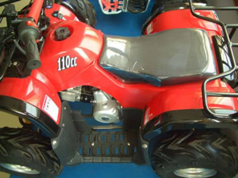 See more photos for this Tao Tao 110 CC Type-X Utility 4 Stroke Kids ATV, 2014 motorcycle listing