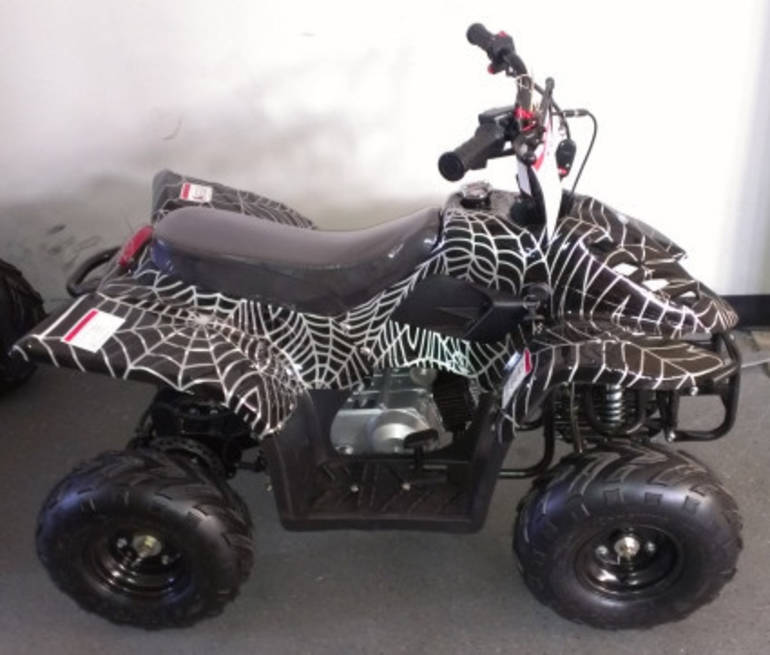 See more photos for this Tao Tao 110cc Spider Four Stroke ATV Four Wheeler Kids ATV!, 2014 motorcycle listing