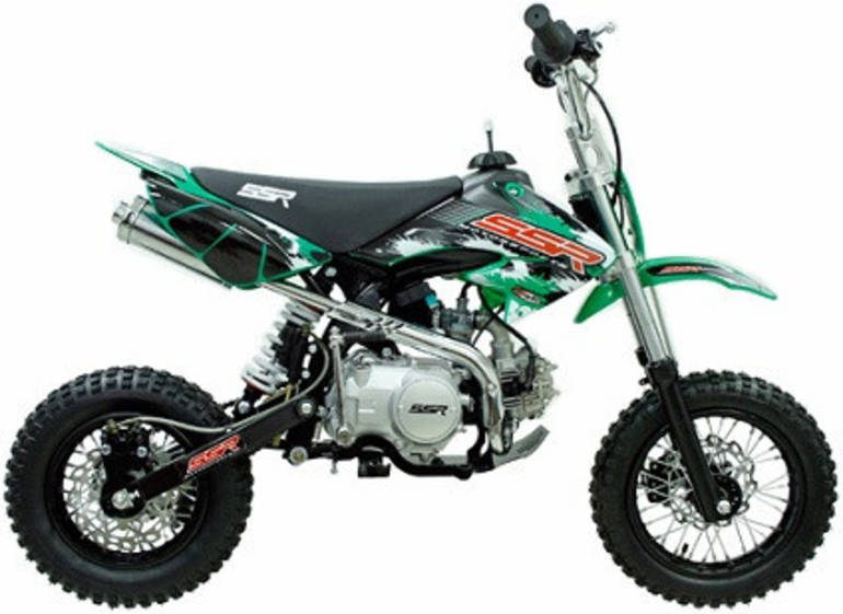 See more photos for this Tao Tao 107cc SR110 Dirt Bike, 2015 motorcycle listing