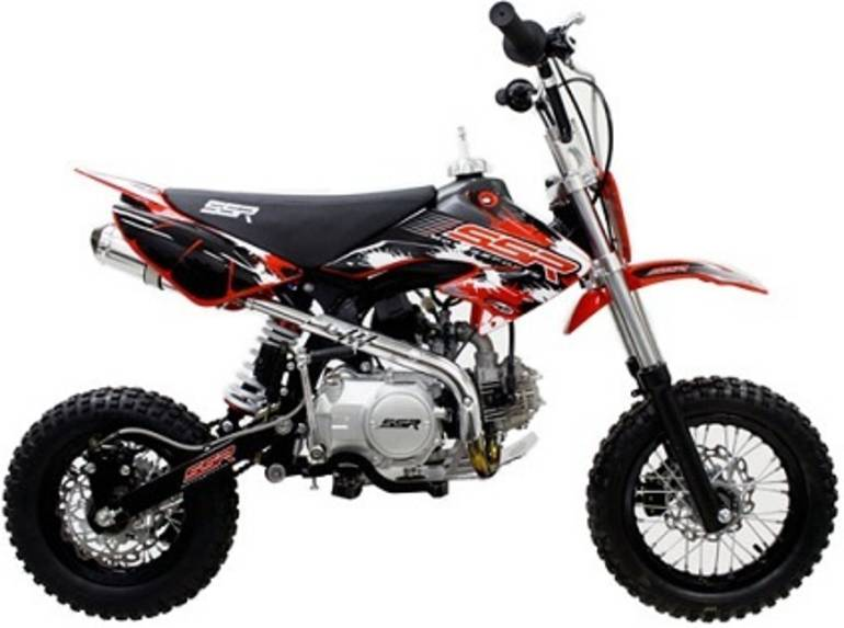 See more photos for this Tao Tao 107cc SR110DX Dirt Bike For Sale at SaferWholesale.com, 2015 motorcycle listing