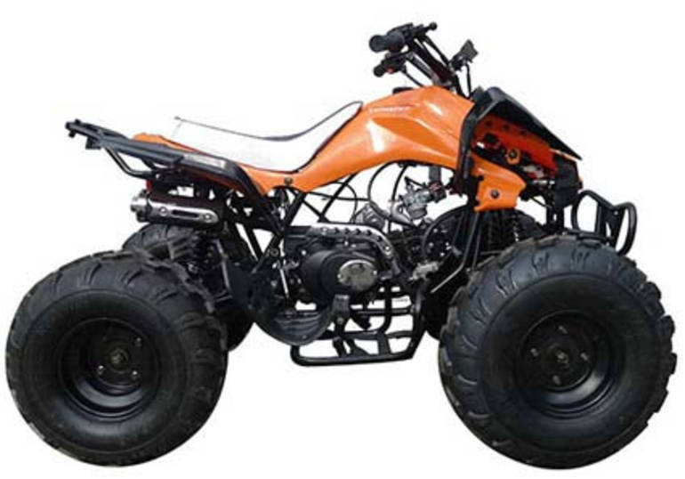 See more photos for this Tao Tao 110cc Comet Sport ATV W/Reverse, 2015 motorcycle listing