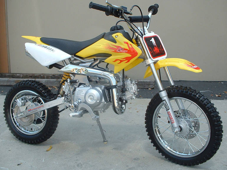 See more photos for this Tao Tao 110cc Rocket Semi Auto Dirt Bike, 2015 motorcycle listing