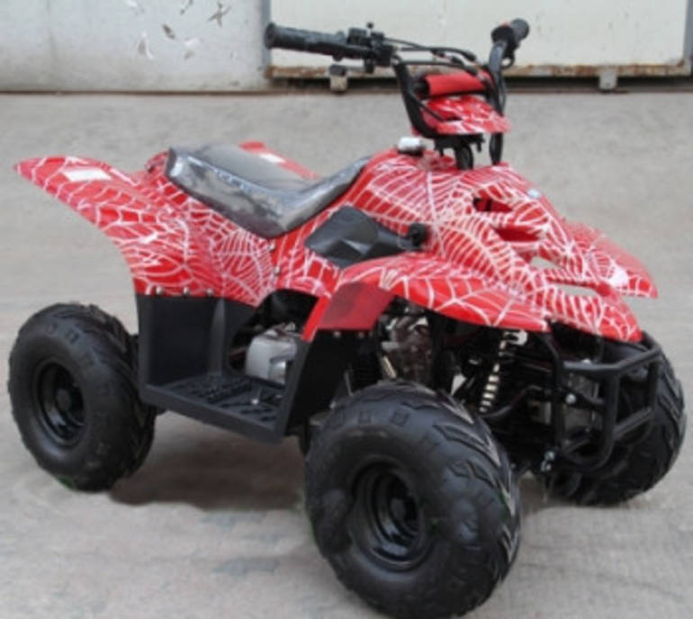 See more photos for this Tao Tao 110cc Spider Four Stroke ATV Four Wheeler For Sale, 2015 motorcycle listing