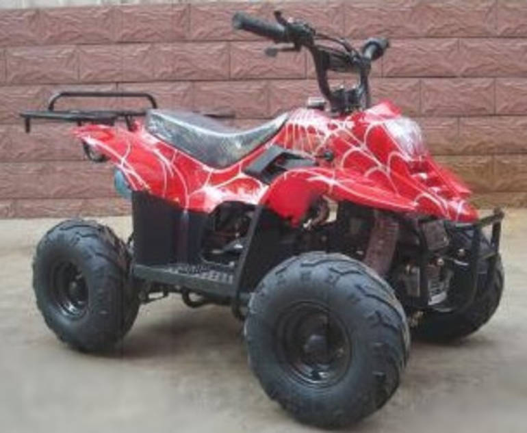 See more photos for this Tao Tao 110cc Spider-SE Fully Auto ATV, 2015 motorcycle listing