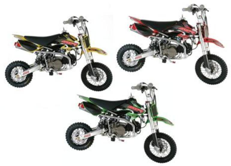See more photos for this Tao Tao 125cc Starfire Dirt Bike For Sale at SaferWholesale.com, 2015 motorcycle listing