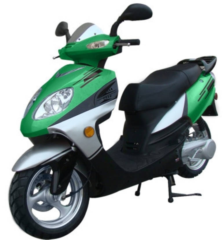 2015 tao tao 150cc horizon 4 stroke moped scooter. Black Bedroom Furniture Sets. Home Design Ideas