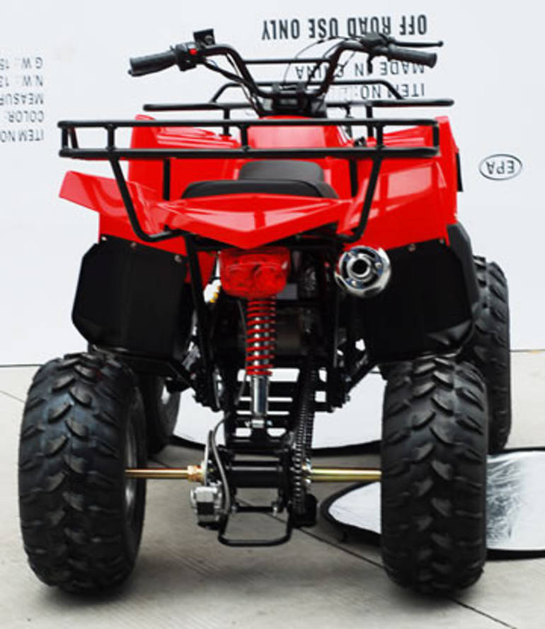 See more photos for this Tao Tao 150cc Ranger Fully Auto 4 Stroke ATV W/Reverse, 2015 motorcycle listing