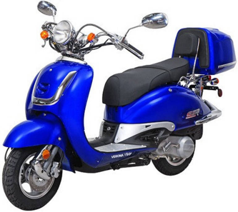 See more photos for this Tao Tao 150cc Sicilian 4 Stroke Moped Scooter For Sale, 2015 motorcycle listing