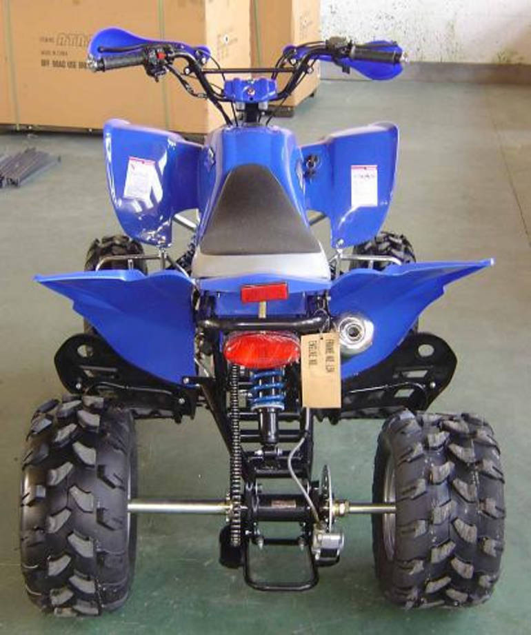 See more photos for this Tao Tao 250cc Stealth 4 Stroke Full Size Sport ATV For Sale, 2015 motorcycle listing