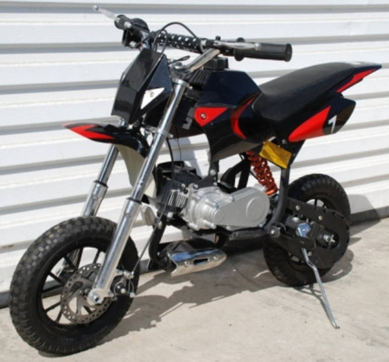 See more photos for this Tao Tao 49cc 2 Stroke Mini Dirt Bike For Sale, 2015 motorcycle listing