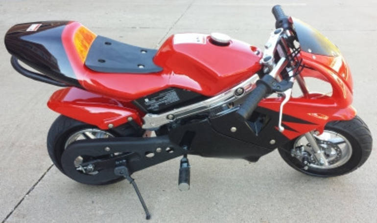 See more photos for this Tao Tao 49cc Ultimate Cobra Pocket Bike, 2015 motorcycle listing