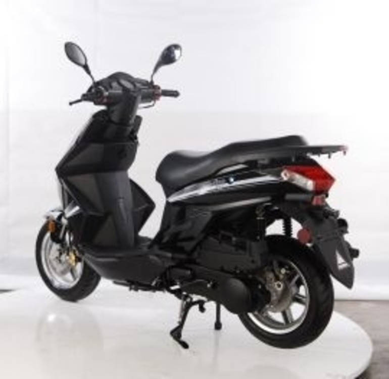 2015 Tao Tao Paladin 150 Moped Scooter For Sale 150-A