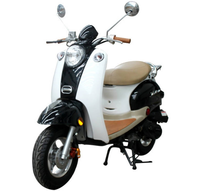 2015 Tao Tao Sicily 50cc Moped Scooter For Sale 50-T