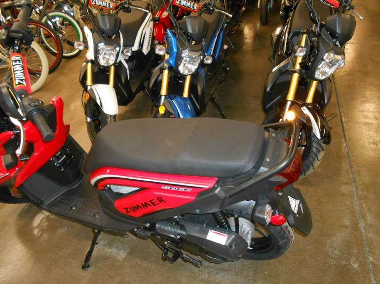 See more photos for this Taotao Zummer 50, 2015 motorcycle listing