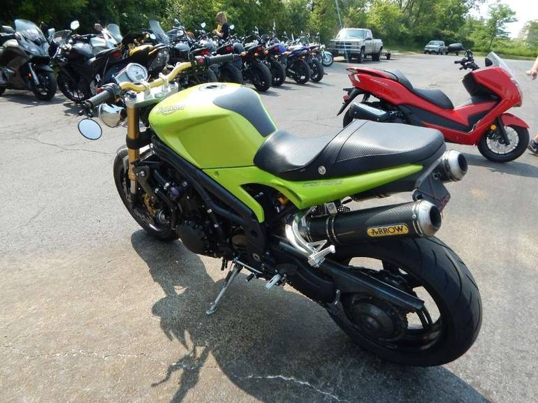 See more photos for this Triumph SPEED TRIPLE, 2007 motorcycle listing