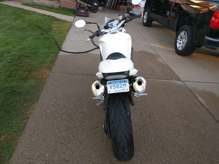 See more photos for this Triumph Speed Triple 1050, 2009 motorcycle listing