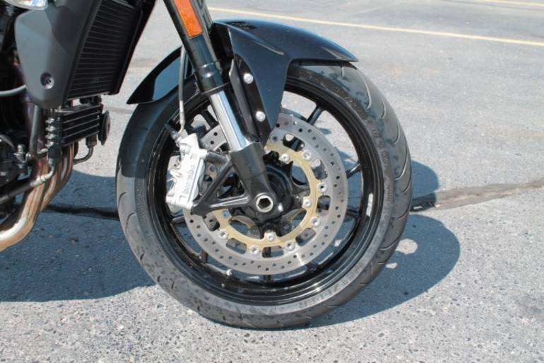 See more photos for this Triumph Speed Triple ABS, 2010 motorcycle listing