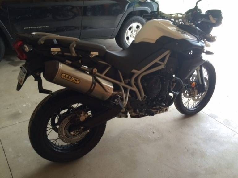 See more photos for this Triumph Tiger 800 XC ABS, 2011 motorcycle listing