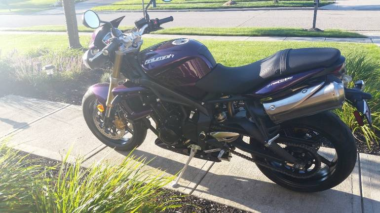 See more photos for this Triumph Street Triple 675, 2012 motorcycle listing