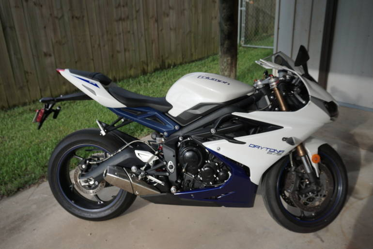 See more photos for this Triumph Daytona 675, 2013 motorcycle listing