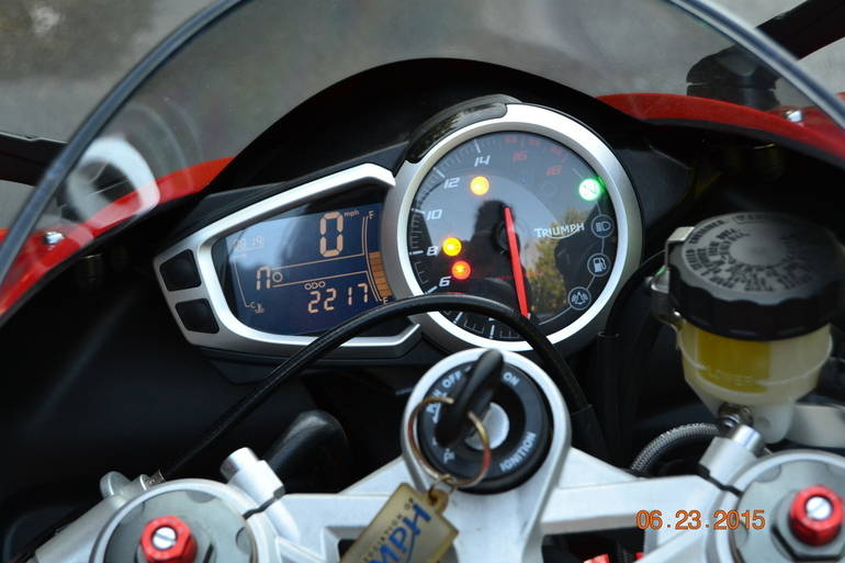 See more photos for this Triumph Daytona 675 ABS, 2013 motorcycle listing