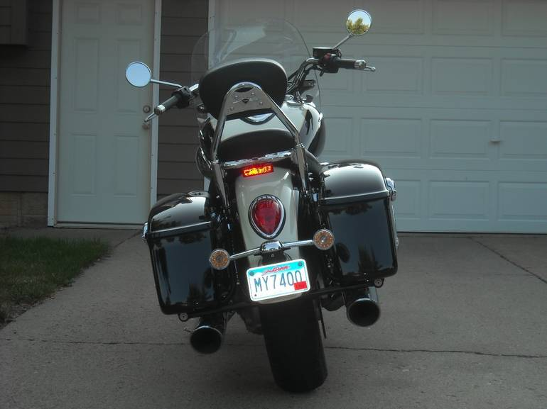 See more photos for this Triumph Rocket III TOURING ABS, 2013 motorcycle listing