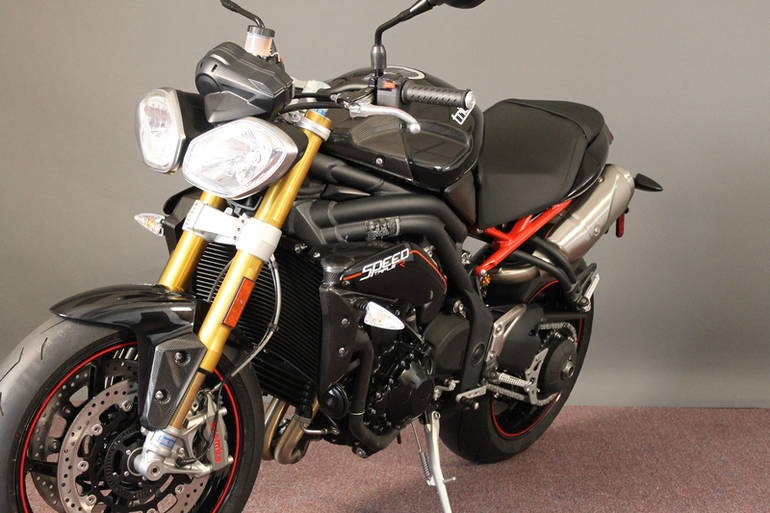 See more photos for this Triumph Speed Triple R, 2013 motorcycle listing