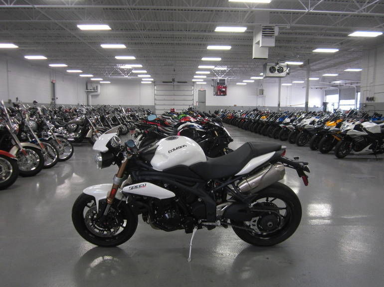 See more photos for this Triumph Speed Triple Standard, 2013 motorcycle listing