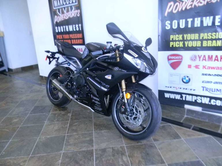 See more photos for this Triumph Daytona 675 ABS, 2014 motorcycle listing