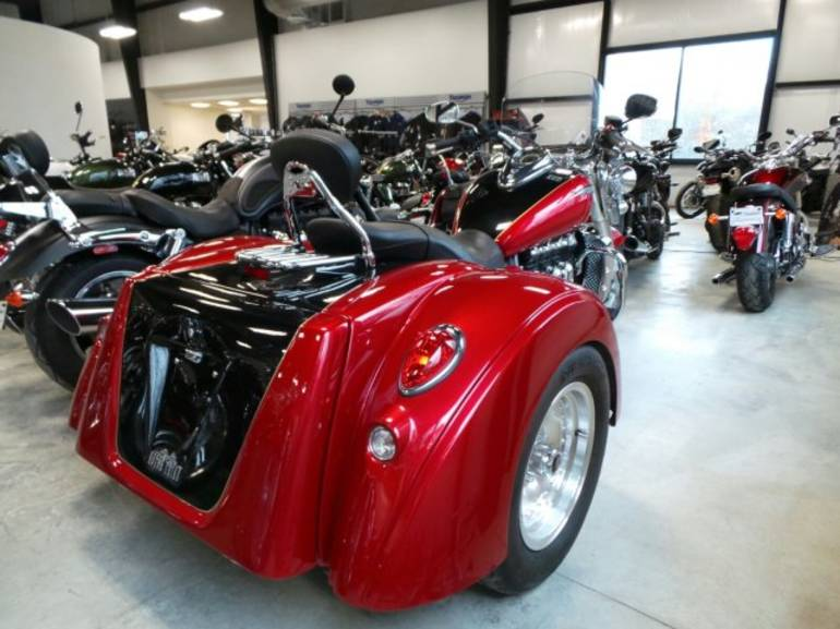See more photos for this Triumph ROCKET III TRIKE, 2014 motorcycle listing
