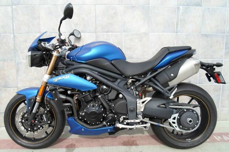 See more photos for this Triumph Speed Triple ABS, 2014 motorcycle listing