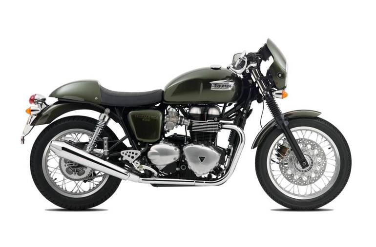 See more photos for this Triumph THRUXTON 900, 2014 motorcycle listing