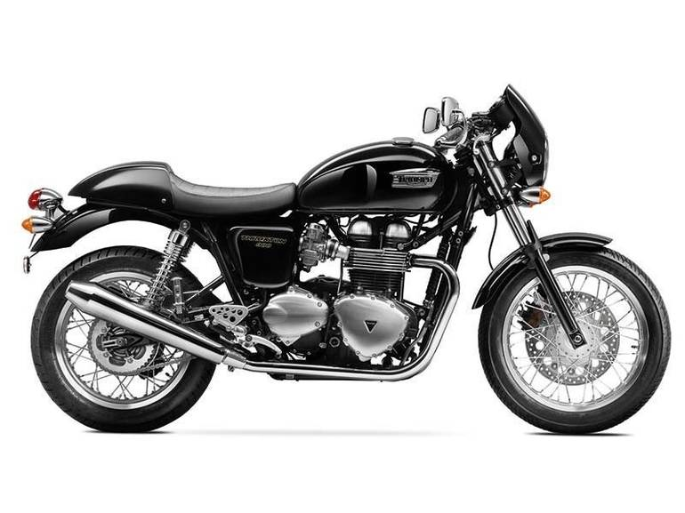 See more photos for this Triumph THRUXTON, 2014 motorcycle listing
